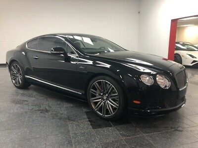 2015 Continental GT Speed $244K MSRP New, Excellent Condition, Great $ 2015 Bentley Continental GT Speed $244K MSRP New, EXCELLENT CONDITION