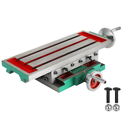 Working Table Milling Machine Multifunction Worktable Milling Compound Drilling