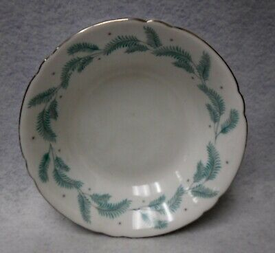 SHELLEY china SERENITY 13791 pattern Cereal or Dessert Bowl - 6-1/2""