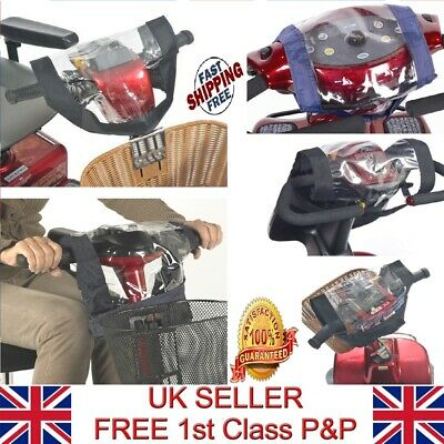 LTG Mobility Scooter Control Panel Tiller Cover Waterproof Universal Protective