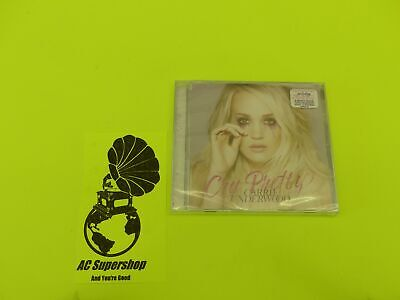 Carrie Underwood cry pretty - CD Compact Disc