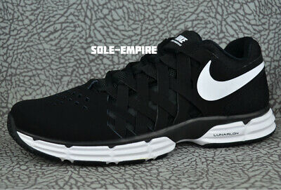 new product 31c82 f51a7 Nike Lunar Fingertrap TR 4E Wide Men s Running Training Shoes Black 898065 -001