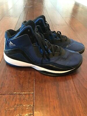 hot sale online 94473 11e99 Mens Adidas Crazy Ghost Basketball Shoes Size 9