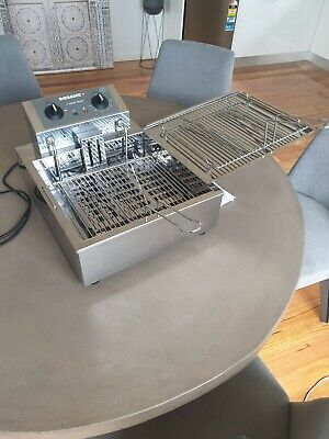 Commercial Roband Donut Fryer - Used Once