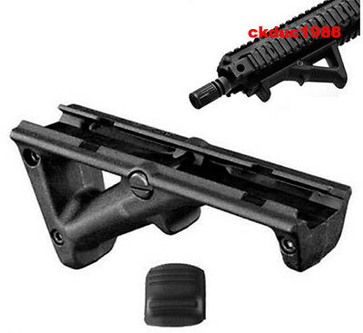 """Angled Foregrip 4.75/"""" Front Hand Guard Front Grip for Picatinny Quad Rail #01"""