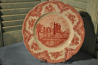 Johnson Bros Brothers England Old Britain Castles Plate Blarney Castle 1792