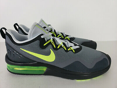 06b1b2753cf6 Nike Air Max Fury Men s Running Shoes Size 12 Cool Grey Volt Aa5739 007