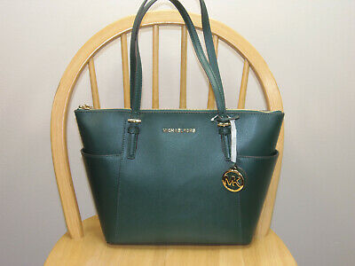michael kors green purses