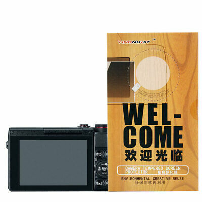 Magic 9H Tempered Glass Screen Protector Film for Canon G7X/G7X Mark II G9X G5X