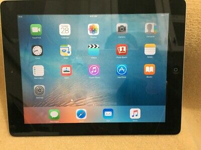 Apple iPad 2 16GB, Wi-Fi, 9.7in - Black excellent condition  R410