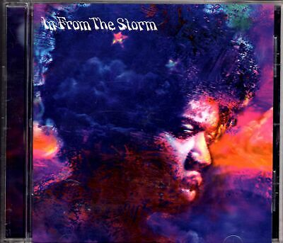 Jimi Hendrix In From The Storm CD BMG Release 1995 Hard Classic Rock