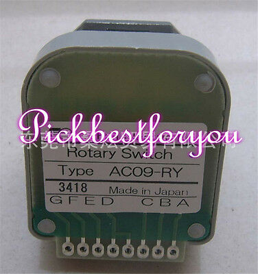 1PC For Rotary Mode Select Switch FUJI AC09-RY1/22L2/0007 #HZ206 YD