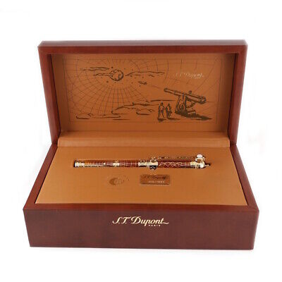 S.T. DuPont Neo-Classique President Rollerball Shoot The Moon Limited Edition.