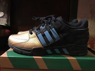 reputable site c694b 749ab Ronnie Fieg Adidas Eqt Rng Support 93 NYC Nypd Bravest VMDS Size 9 ULTRA  Boost