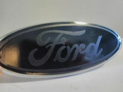 2015 2016 2017 2018 Ford F150 BLACKOUT Oval Emblem Overlay Decal