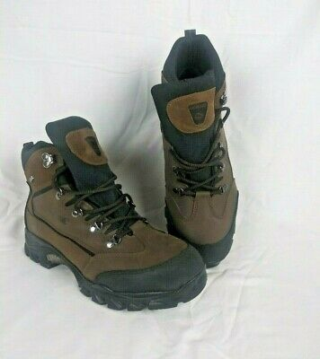 0f816bf85653 Wolverine Spencer Men s Waterproof Outdoor Hiking Boots Brown Black Size ...