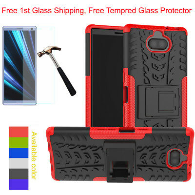 Shockproof Hard Rugged Case Heavy Duty Stand Cover For Sony Xperia 1 10 Plus L3