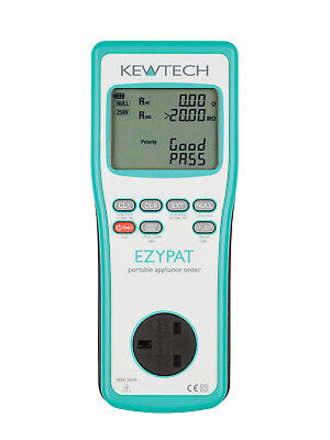 Kewtech - EZYPAT - Manual PAT Tester - BRAND NEW PRODUCT LAUNCH FROM KEWTECH