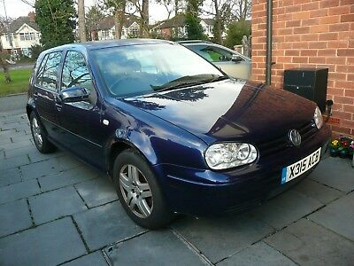 VW Golf GT TDI 1900cc