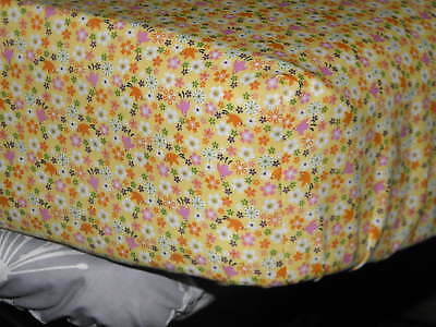 Two Fitted Cot Sheets (Special)