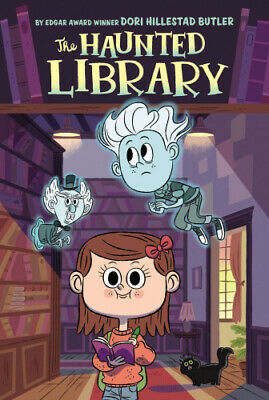 The Haunted Library (Haunted Library) by Dori Hillestad Butler.
