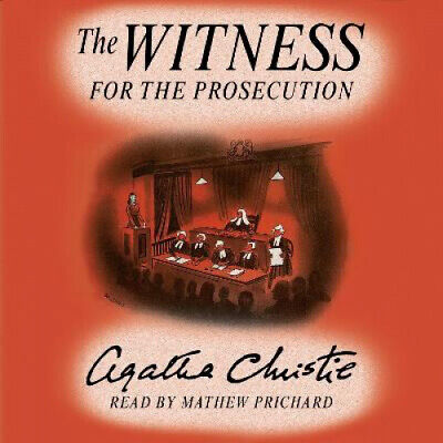 The Witness For The Prosecution [Audio] by Agatha Christie.