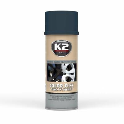 K2 Color Flex Carbon 400 Ml - Flüssiger Gummi (31,25 €/1L)