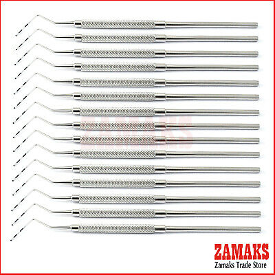Set Of 15 CPITN Periodontal Probe Pockets Depth Probes Tooth Dentistry Tools CE