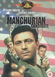 The Manchurian Candidate Dvd Frank Sinatra Brand New & Factory Sealed
