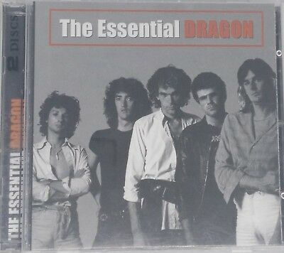 "DRAGON ""The Essential"" 2007 29Trk Best Of 2CD ""April Sun In Cuba, Get That Jive"""