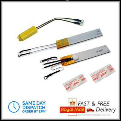 Ghd 70ohm Both Heater Element Thermistor Thermal Fuse MK4 MK5 Repair Parts Kit