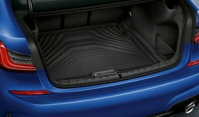 BMW Genuine G20 3 Series Saloon Rear Luggage Rubber Boot Mat 51472461166