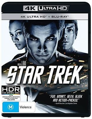 Star Trek 4K Ultra HD : NEW UHD Blu-Ray