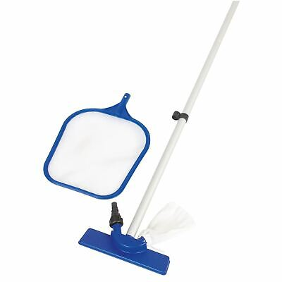 Bestway Swimming Pool Maintenance Cleaning Kit for 8ft 10ft 12ft Pools