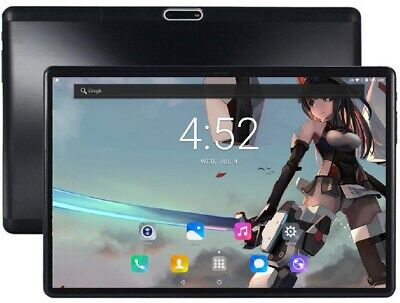 """Soldperfect 10.1"""" 2.5D Android 7.0 Tablet PC 4G LTE Octa Core 2Sim 4GB RAM Phone"""