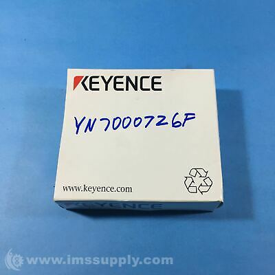 Keyence PZ-101S0(1578) Photoelectric Sensor, Built-In Amplifier FNOB