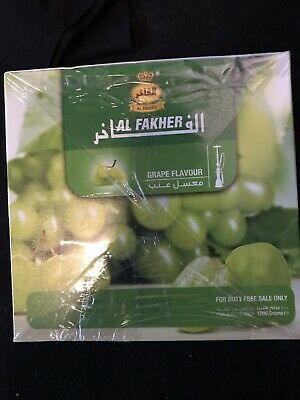Al Fakher Grape 1kg One Kilo Original. Production Jan 19
