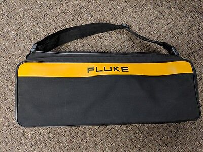 Fluke Networks Large Soft Carrying Case for DSP DPC Process Calibrators Meters