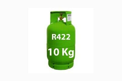 Gas Refrigerante R422D 10Kg Antiguo Freon R22 Envio Express