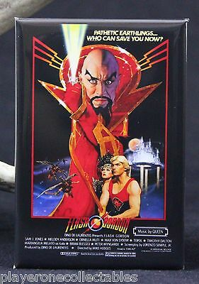 Flash Gordon Movie Poster Replica 27x40