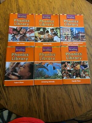 GRADE 2 HOUGHTON Mifflin Reading 40 Stories Phonics Library