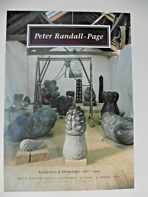 Poster Peter Randall-Page
