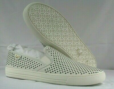 f618480aa3fe NIB - Tory Burch - Jesse Perforated Sneaker - Leather - Ivory(White) -