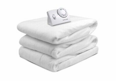 New King Automatic Heated Mattress Pad Delightful Nights By