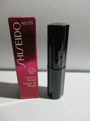 Shiseido  Lacquer Rouge RD215 Caramel  ,  6ml
