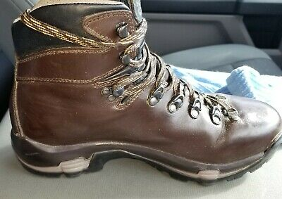 178b17b72 Mens Asolo TPS 520 GV Hiking Boots Water Proof Gore-Tex Leather US 9 EUR