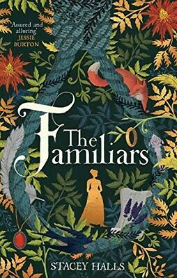 The Familiars By Stacey Halls Hardback Book Fantasy 9781785766114