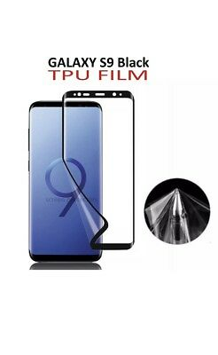 For Samsung Galaxy S9 - 100% Genuine TPU Screen Protector Cover: