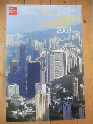 Original Poster RA. Sky High, vertical Architecture 2003