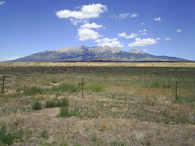 6 Acres of Vacant Land in Blanca, Costilla County, Colorado!